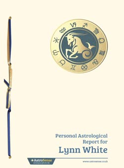 Personal Astrological Report