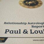 Relationship Astrological Report