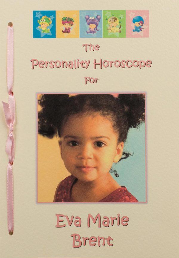 Baby's Personality Horoscope & Birth Chart