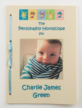 Baby's Personality Horoscope & Birth Chart