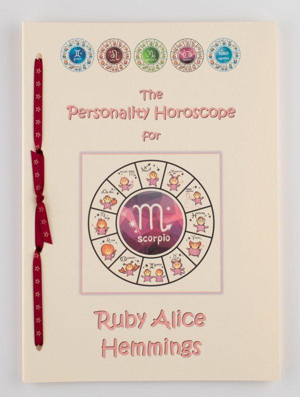 Baby's Personality Horoscope