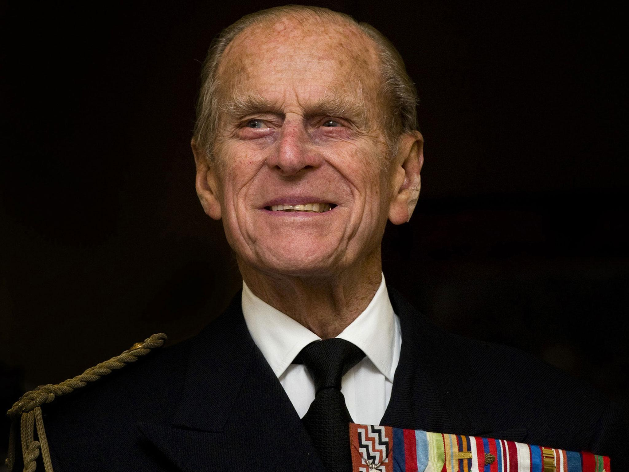 Prince Philip -98 Today!